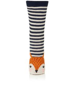 Accessorize - Freddie Fox Face Socks, 5,50€