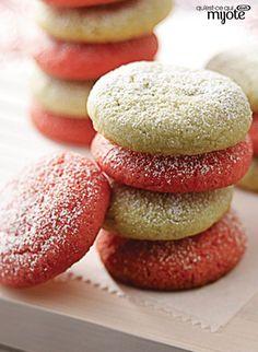 Joyaux de biscuits au Jell-O #recette