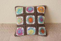 💋  Crochetar Capa de Almofada Decoração Doméstica Decorativa -  /   💋  Crochet Cushion Cover Home Décor Decorative  -