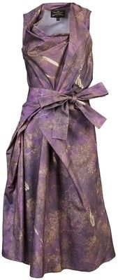 Vivienne Westwood Anglomania Apron Fish Dress