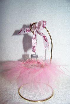 Personalized Ballerina Tutu Ornament
