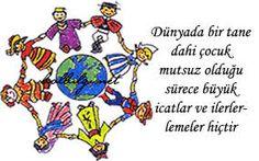 dünya çocuk hakları günü ile ilgili görsel sonucu Psych, Psicologia