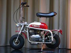 Mini Marcelino with Ducati 49cc motor