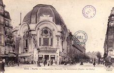 Théâtre de l'Hippodrome, Place de Clichy, futur Gaumont-Palace - voir textes et biographies/Paris et ses théâtres