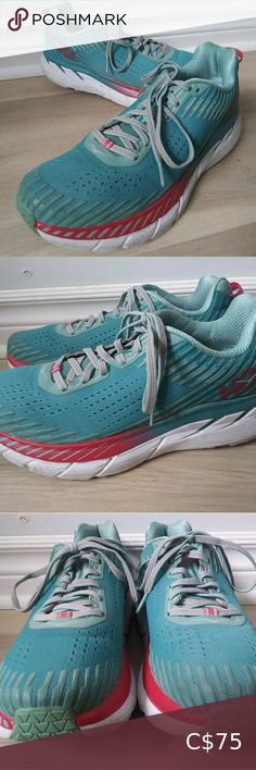 Teal Blue Color, Pink Blue, Hoka Clifton, Wool Runners, Shoe Size Chart, Carhartt, Soft Leather, Leather Wallet, Athletic Shoes