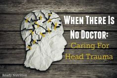 """Here's the """"head's up"""" on head trauma and how to treat it, as well as some pointers on """"using your noggin"""" to provide first aid to someone who suffers a head injury."""