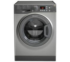 Graphite Hotpoint WMFG8337G Washing Machine Review