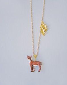 Be A Dear Deer Necklace