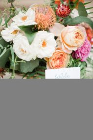 Vibrant Open Air Wedding in Santa Barbara - Style Me Pretty