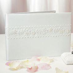 Sweet Art Traditional Guest Book #CenterofAttention #Wedding #Guestbook