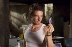 Edward Norton. The INCREDIBLE Hulk!...Wish he was the Hulk in the Avengers movie coming out :( *sniff sniff*)