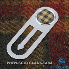 MacLeod Tartan Bookmark