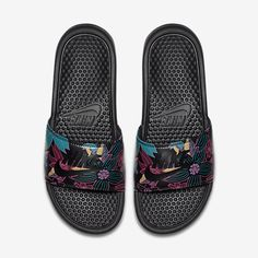 f84f98b2b Chinelo Nike Benassi Jdi 618919-008 | Nike in 2019 | Shoes, Nike ...