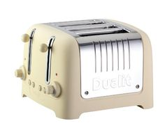 Dualit's 2 slice Lite Toaster is small but powerful. Available in a range of colours, the 2 slice Lite Toaster takes up little space in your kitchen but makes consistently golden brown toast, thanks to patented. Dualit Toaster, Retro Toaster, Neutral, Kitchen Helper, Kitchen Kit, Wonderwall, Small Kitchen Appliances, Stainless Kitchen, Toaster