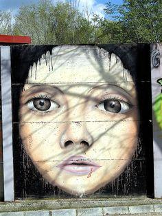 Resultado de imagen para arte urbano verde