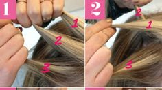 Use this simple guideline to spice up your hairstyle.