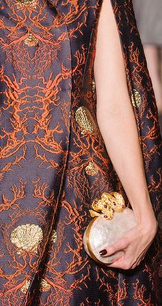 Valentino Fall 2013 Couture Detail