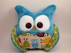 baby boy owl.