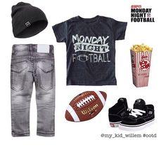Football + Fashion | Gotta have both | ❤️ Shop www.stellar-seven.com #stellarseven #mondaynightfootball #nfl #football #mondaynight