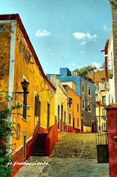 Guanajuato, Gto., México