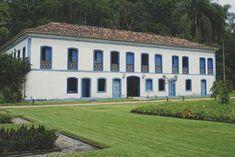 Inventário das Fazendas do Vale do Paraíba Fluminense - Fazenda Três Saltos
