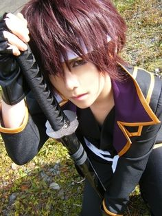 Uzura(鶉) Shinsuke Takasugi //Cosplay // WorldCosplay // Gintama