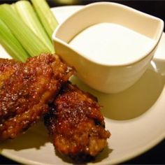 Spicy Ginger Chicken Wings - Allrecipes.com