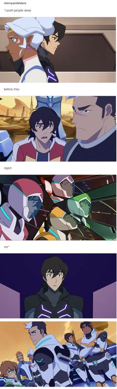 831 Best Voltron images in 2019 | Voltron klance, Form