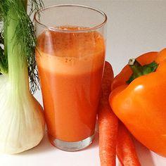 Reboot - Orange Garden Juice Recipe | Key Ingredient