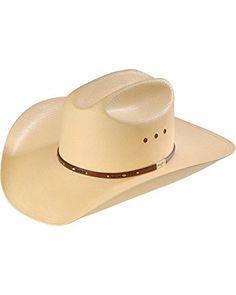 d359e5e1cc197 Resistol Mens Super Duty 4 1 4 Brim Natural Straw Cowboy Hat Review ...