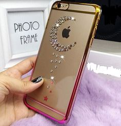 This Dandelion Loving Heart Luxury Crystal Diamond Bling Rhinestone Case for iphone plus 5 For Girls makes your cell phone stand out the moment you show it off. Highlight and protect the smooth surface and features of your cell phone through this Girly Phone Cases, Diy Phone Case, Iphone Phone Cases, Phone Covers, Ipod Touch, Telephone Iphone, Walpaper Iphone, Accessoires Iphone, Coque Iphone