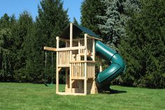 spacesaver - add wood roof!