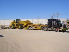 Truck Crane Transportation : ATS Specialized - Heavy Haul Services