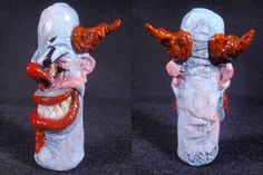 Movie Monster Chillums Killer Klowns From Outer Space by ZoomBiez, $50.00