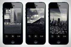 Camera Noir The Perfect Monochromeatic Camera App