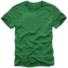 Coole Fun T-Shirts T-Shirt, Größe M, green