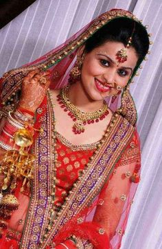 Beautiful Indian Bride !!!!