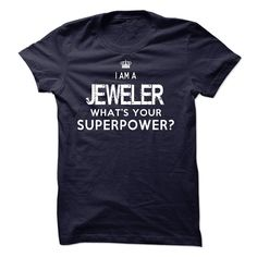 I am a Jeweler T-Shirts, Hoodies. Check Price Now ==► https://www.sunfrog.com/LifeStyle/I-am-a-Jeweler-18123153-Guys.html?41382