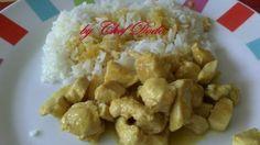Poulet curry-miel @sur mon-assiette.com