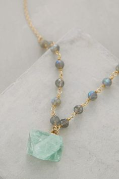 Merneith Necklace - anthropologie.com #anthrofave