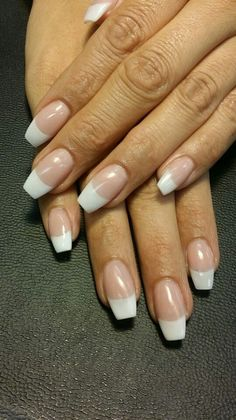 Best 25 Acrylic Set Ideas On Pinterest French Manicure Tip Nails And