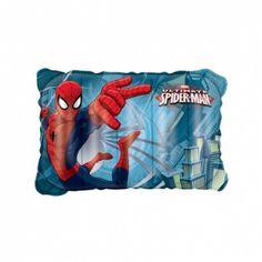 polštářek nafukovací Spiderman 38x24cm Camping, Shop, Campsite, Campers, Tent Camping, Rv Camping, Store