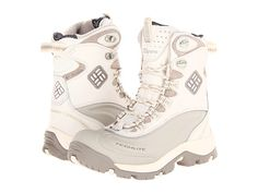 Columbia Bugaboot™ Plus II Omni-Heat™ Black/Shale - best rated cold winter boots after testing a number.  They also have some that work for men.