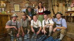 Alpin Drums bei den Wirtshausmusikanten beim Hirzinger | Bild: BR/Ralf Wilschewski