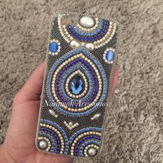 Náramok Acessórios - Case 69 Diy Phone Case, Phone Cases, Soutache Jewelry, Decoden, India Fashion, Gorgeous Hair, India Style, Diy Crafts, Beads