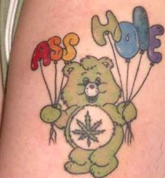 But does having a bad tattoo make you an asshole? | 15 Things Only People With A Horrible Tattoo Will Understand