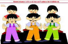 importance of moral values in children