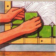 cmo colocar azulejos enteros