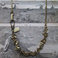 The Fiesta Necklace by Michelle Starbuck Designs