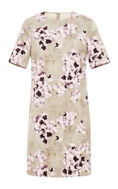 Floral-Print Dress by Giambattista Valli Now Available on Moda Operandi